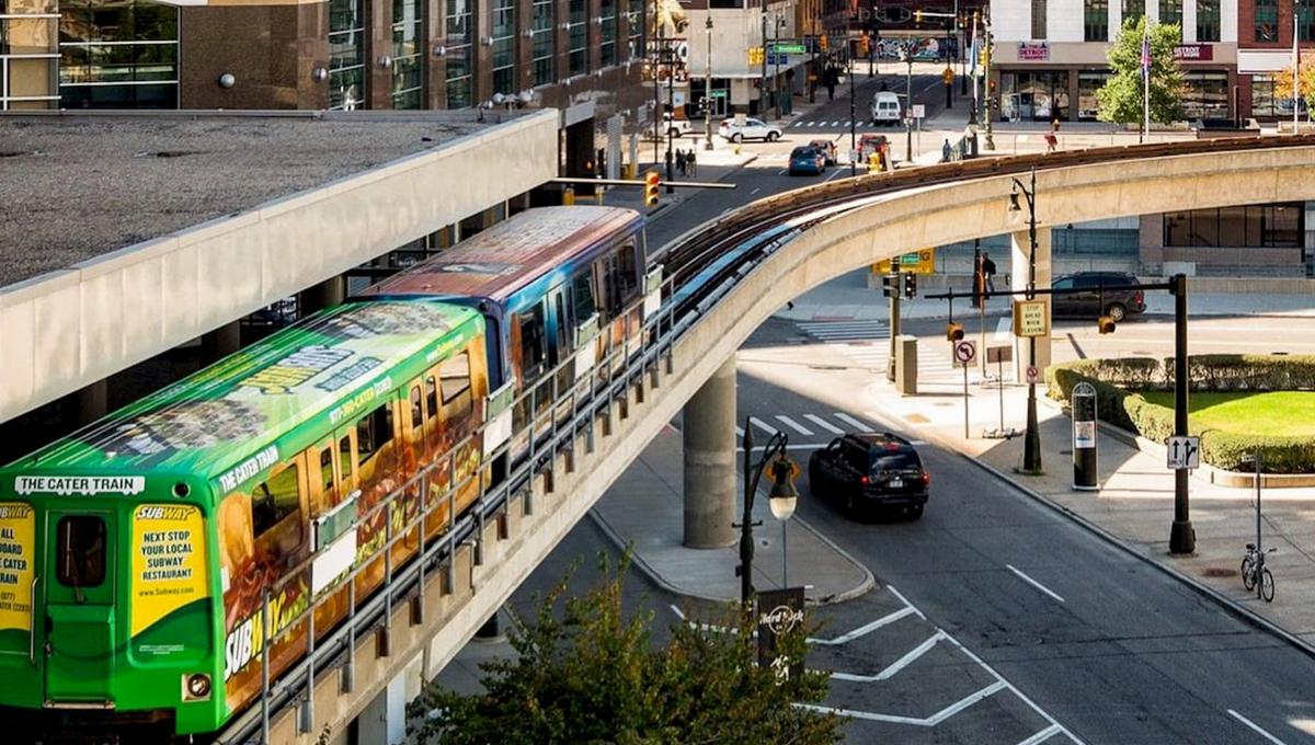 Detroit, Michigan, a Bloomberg Associates' client city.