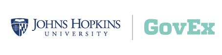 Johns Hopkins University | GovEx