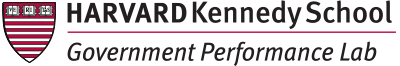 HARVARD Kennedy School | Government Performance Lab