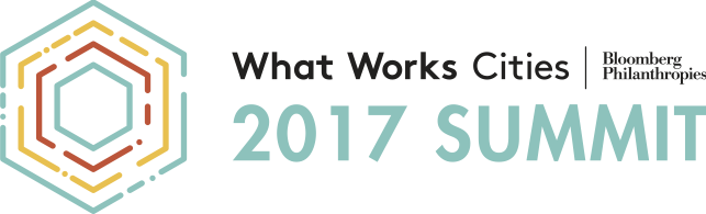 2017 What Works Cities Summit logo
