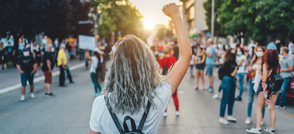 Turn Your Passion for Social Justice Into a Law Career