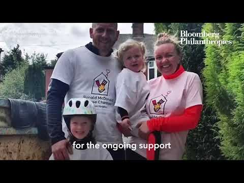 How the London Community Fund supports Ronald McDonald House Charities