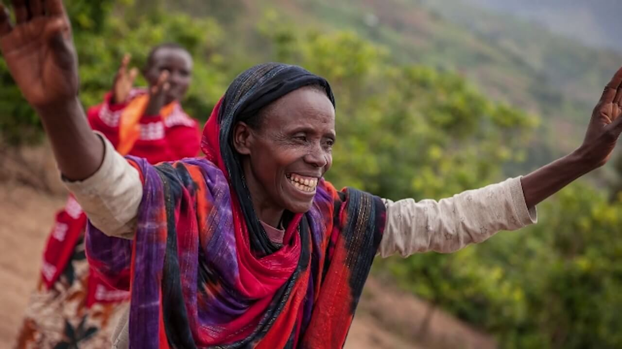Crop to Cup: Bloomberg Philanthropies' support of women coffee farmers in Rwanda