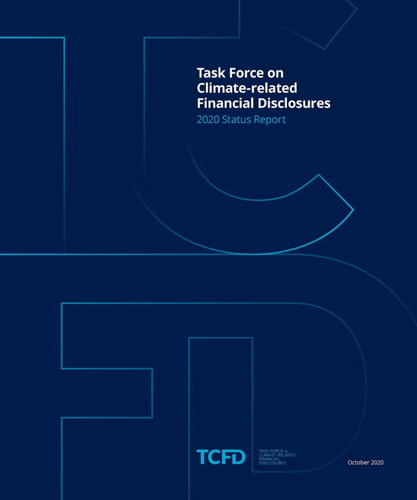 Task Force on Climate-related Financial Disclosures