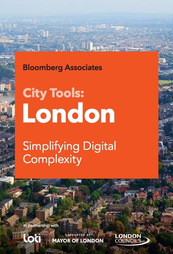 City Tools: London