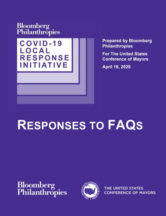 Municipal Resources FAQ