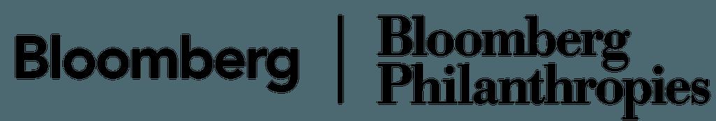 Bloomberg   Bloomberg Philanthropies logos