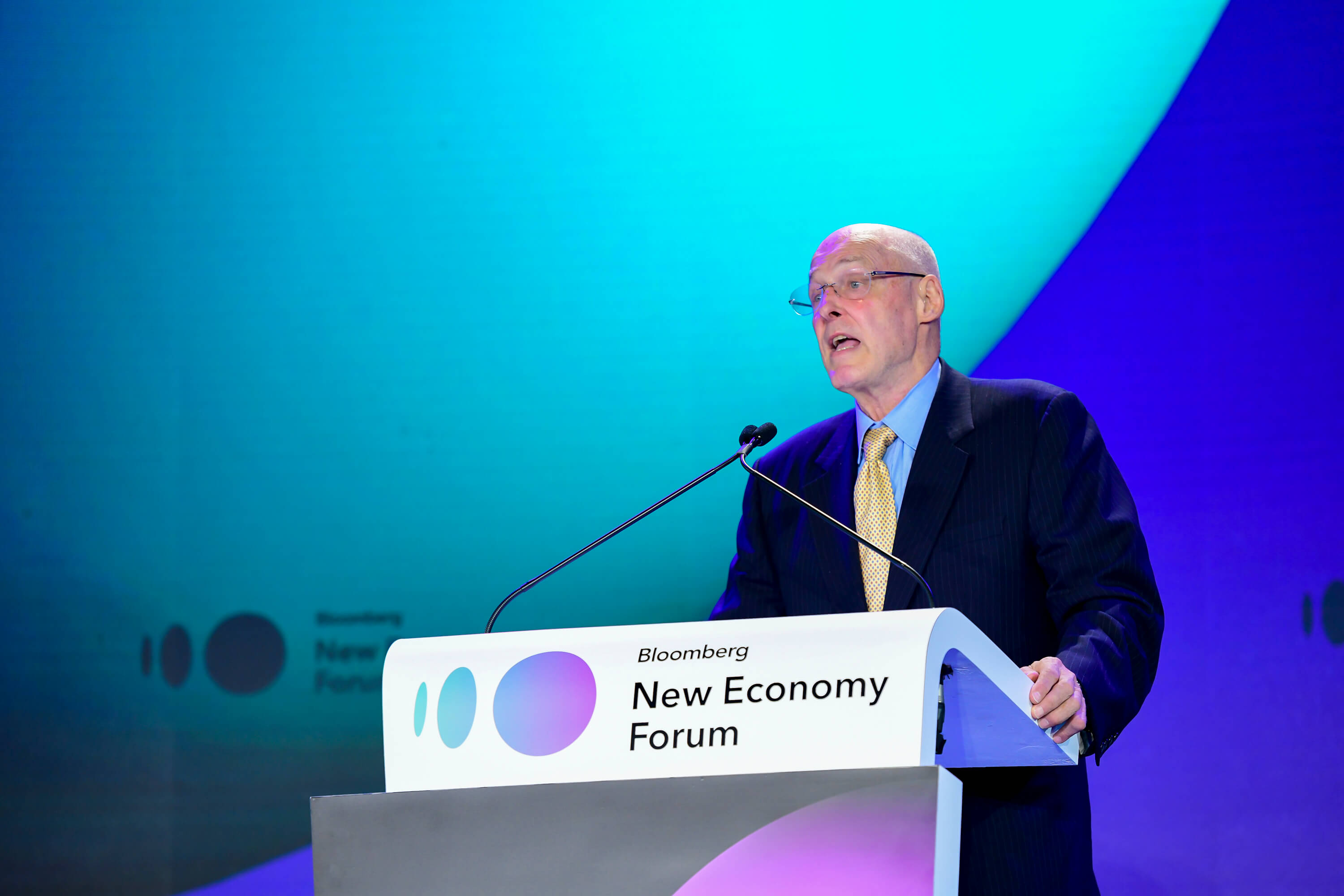 Once an Optimist on U.S.-China Relations, Henry Paulson Delivers a Sobering Message