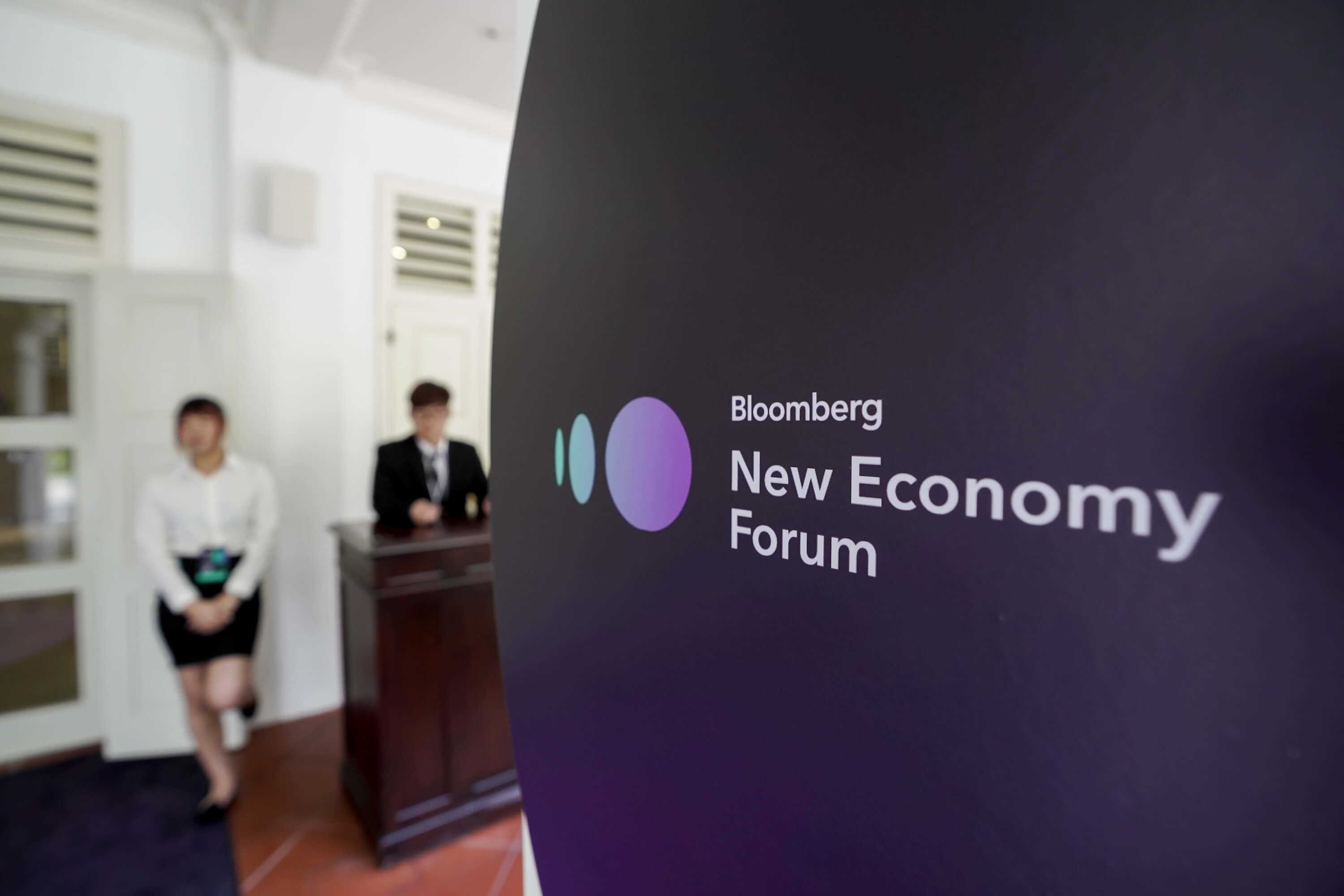 Bloomberg and CCIEE Joint Statement Regarding New Economy Forum Changes