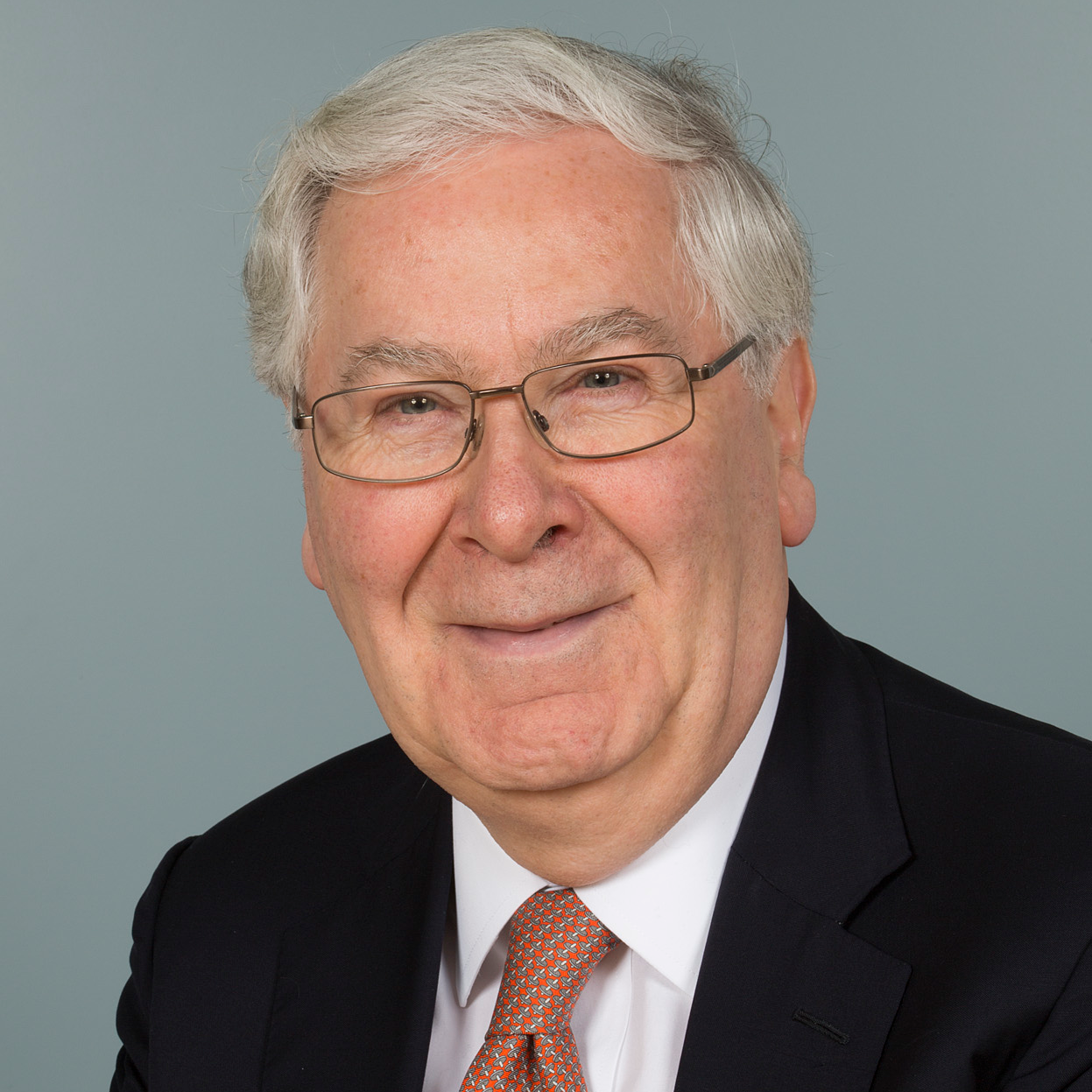 Mervyn King (Lord King of Lothbury)