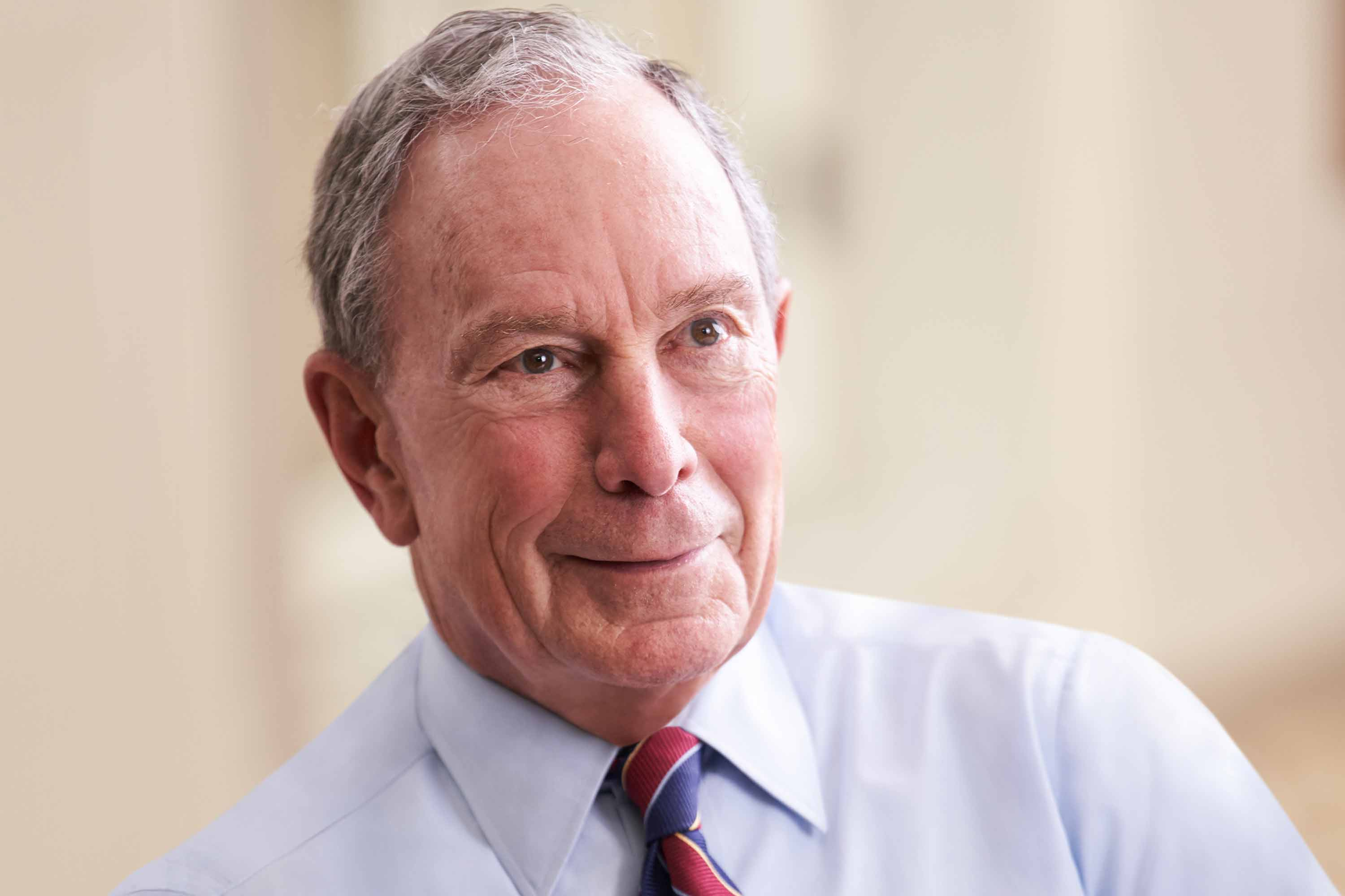 A Message from Michael R. Bloomberg