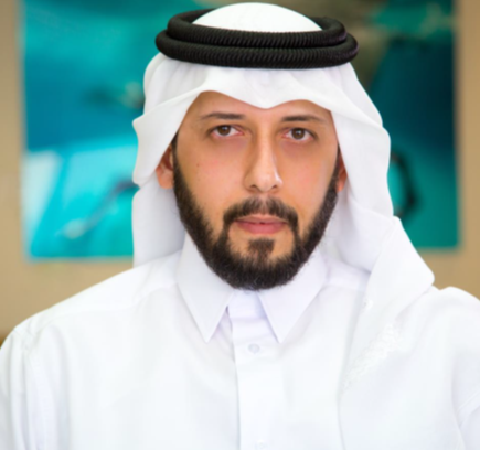 H.E. Mansoor bin Ebrahim al-Mahmoud