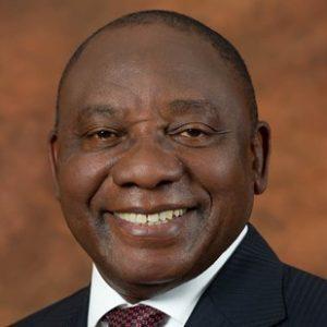 H.E. Cyril Ramaphosa