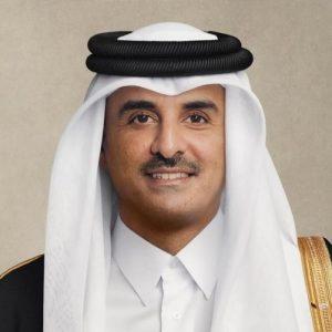H.H. Sheikh Tamim bin Hamad Al Thani