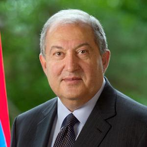 H.E. Armen Sarkissian