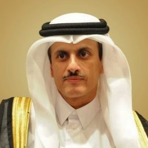 H.E. Sheikh Dr. Khalid bin T. Al Thani