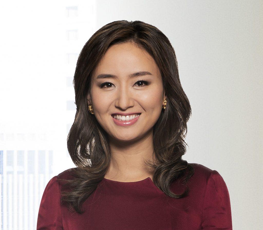 Shery Ahn Bloomberg Media Talent Bloomberg L P