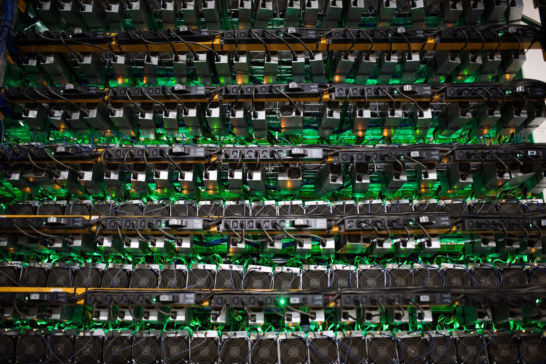 Where Blockchain Can Help the Environment, Not Hurt It | BloombergNEF