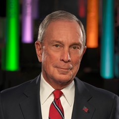 Photo of Michael R. Bloomberg