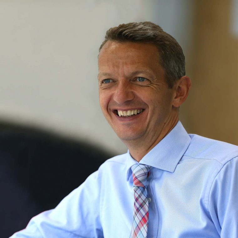 Photo of Andy Haldane